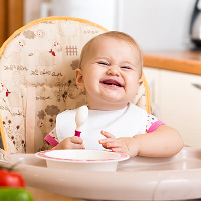 תזונת התינוק והילד